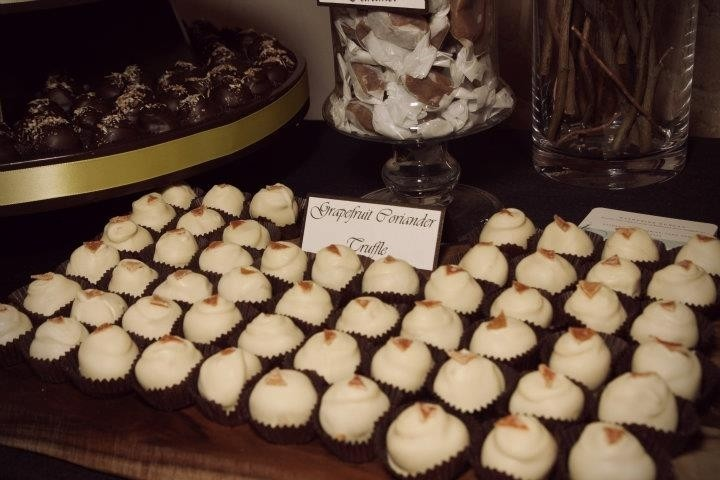 Truffles from Katherine Anne Confections