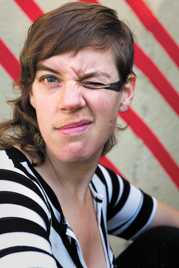 Tune-Yards - ANNA M. CAMPBELL