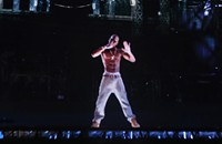 My obsession with Hologram Tupac