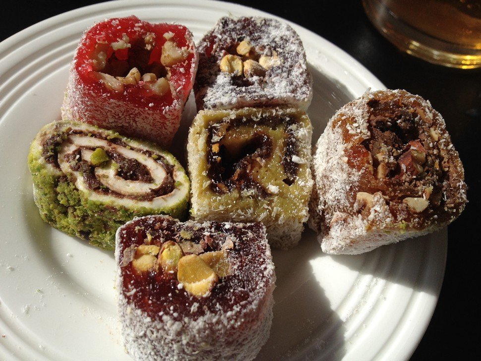 Turkish Delight, the Nut House