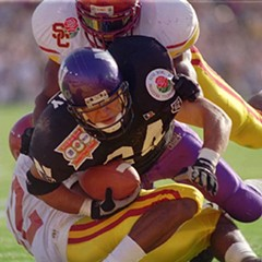 TV show recaps are the rage--but the sports pages have been skipping write-ups of games since before Northwestern's 1996 Rose Bowl appearance.
