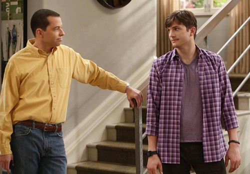 Two and Half Men bows out with a strange series finale