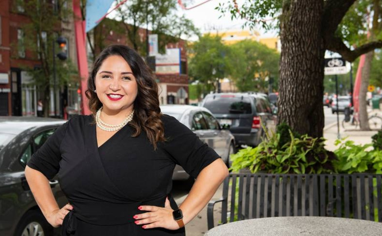 State rep. Delia Ramirez discusses the uphill battle to bring housing justice to Illinois
