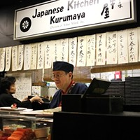 A Japanese-food fanatic takes us to his favorite local spot, Kurumaya in Elk Grove Village