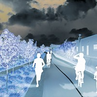 Is the Bloomingdale Trail a path to displacement?