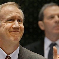 What's Governor Rauner up to? None of your business