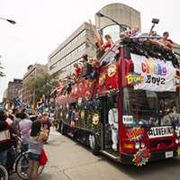 Pride Parade 2015 (in pictures)