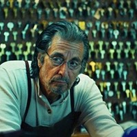 Al Pacino demonstrates the magic of Method acting in the 'naturalistic fairy tale' <i>Manglehorn</i>