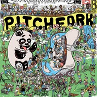 Want to win a three-day VIP pass to this year's (2015) Pitchfork Music Festival?