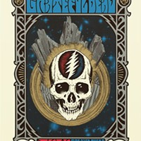 Fare Thee Well to the gig poster of the week