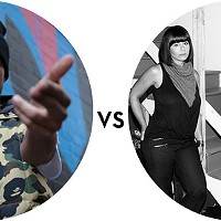 Pitchfork Music Festival cage match: Vic Mensa vs. Sleater-Kinney