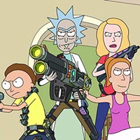 If you aren't watching <i>Rick and Morty</i>, now's the time to start