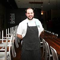 Chris Pandel looks to elevate the steak house with Swift & Sons