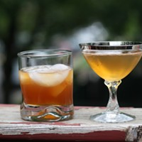 How to make a Stinger: A two-ingredient cocktail with hardly any sting