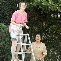 In <i>The Second Mother</i>, a family maid panics when her own daughter joins the household