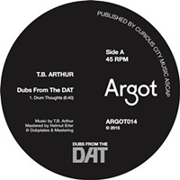 Mysterious electronic producer T.B. Arthur makes his North American debut tomorrow night at Smart Bar