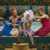 At Lyric Opera and COT: a pair of Mozart operas