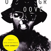 John Corbett reads from his new book, <i>Microgroove</i>, this weekend