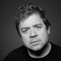 Middle-aged wisdom from former <i>Silver Screen Fiend</i> Patton Oswalt