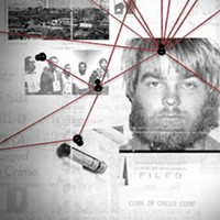 <i>Making a Murderer</i> documents the inexorable nightmare that is the criminal justice system