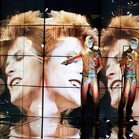 David Bowie's best work of art was himself