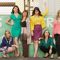 TV Land's <i>Teachers</i> is 'the only show to ever be on television that is predominantly female'