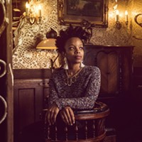 People Issue 2015: Jamila Woods, the poet and singer