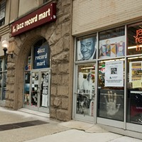 Remembering Jazz Record Mart from inside