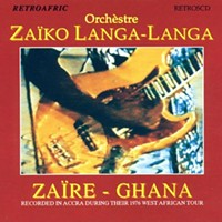 Listen to an infectious blast of guitar-driven Congolese rumba from 1976