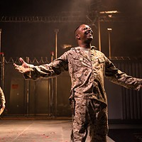 Less is the Moor in this <i>Othello</i>