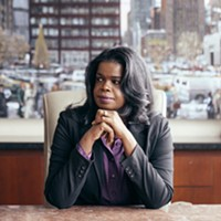 The criminal-justice crusade of Kim Foxx