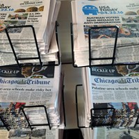 Will the <i>Chicago Tribune</i> be the next Gannett paper?