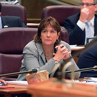 Why won't Mayor Rahm grant Alderman Sue Garza unpaid leave from CPS?
