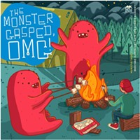 826CHI and CPS students publish a monster of an anthology