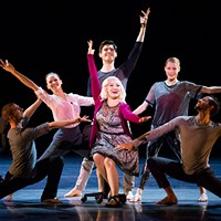 Second City and Hubbard Street collaboration <i>The Art of Falling</i> returns