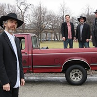 Dan Whitaker & the Shinebenders work hard for hard-working country fans