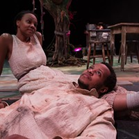Congo Square's <i>A Small Oak Tree Runs Red</i>, Black Ensemble's <i>The Marvin Gaye Story</i>, and ten more new theater reviews