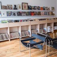 Shady Rest Vintage & Vinyl joins Pilsen's booming record-store strip