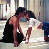 <i>Dirty Dancing</i>, <i>Edward Scissorhands</i>, and more outdoor film screenings in Chicago this week