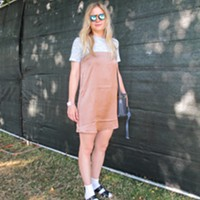 Photos of Pitchfork Fest's most fashionable people on Saturday
