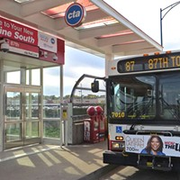 In the absence of other options, the far south side gets around primarily by bus