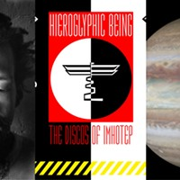 Eternals drummer Areif Sless-Kitain on Hieroglyphic Being's futuristic house
