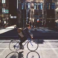 Toronto offers lessons for Chicago cycling
