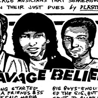 Early local hardcore band Savage Beliefs began with a $35 Casio keyboard