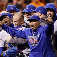 What makes the Cubs so irresistible? Winning personalities winning games.