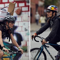 Messenger-scene vets swept the North American Cycle Courier Championships