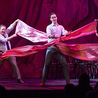 Second City does Wagner for its second hilarious collaboration with Lyric Opera