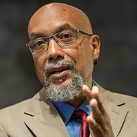 Ajamu Baraka rejects the 'lesser evil' of Hillary Clinton and the Democrats