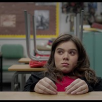 A Q&A with Hailee Steinfeld, who stands on <i>The Edge of Seventeen</i>