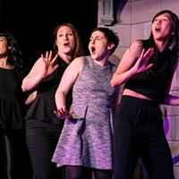Forget Trump—Second City E.T.C. reminds us of the 'humor in humanity'